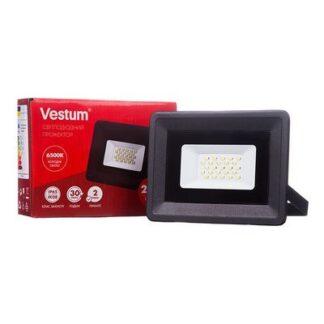 LED прожектор VESTUM 20Вт 1800Лм 6500K IP65