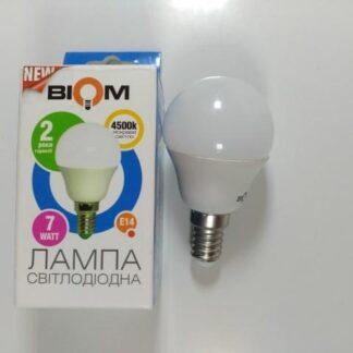 Лампа LED Biom G45 7W E14