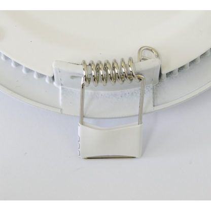 LED точечный светильник круглый встраиваемый 9Вт