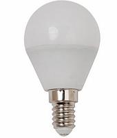 Лампа LED светодиодная Biom BT-565 G45 6W E14 3000К (матовая)
