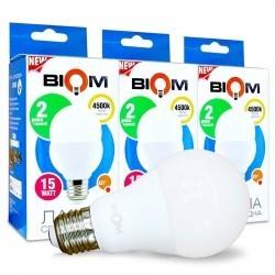 LED лампа светодиодная Biom BT-516 A65 15W E27