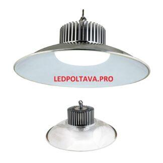 LED светильник промышленный купольный для высоких потолков - подвесной 100Вт 8000Лм 6400К LEMANSO CAB 102