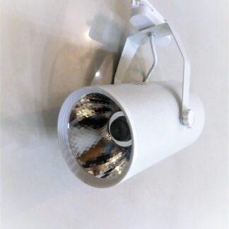 LED трековый светильник светодиодный 20Вт 4000К (нейтральный свет) чёрный корпус