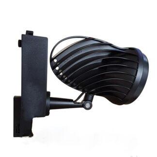 LED трековый светильник светодиодный TRL30WA2 20Вт цвет чёрный