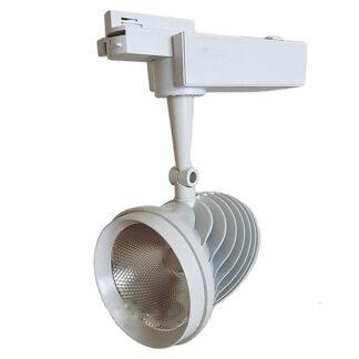Трековые LED светильники (рельсовые прожекторы)