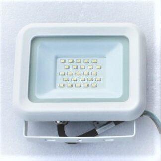 LED светодиодный уличный прожектор GALAXY 20Вт белый