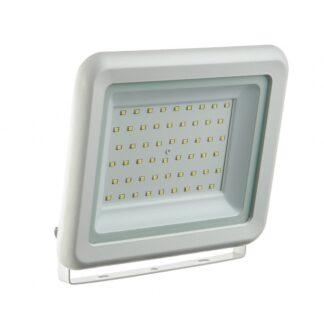 LED светодиодный уличный прожектор GALAXY 50Вт белый