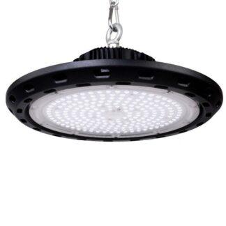 LED светильник промышленный купольный для высоких потолков – подвесной А++ 100W 10000Lm IP65