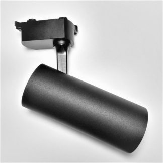 LED трековый светильник TRL20WE1 20Вт цвет чёрный 4200К