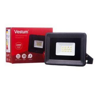 LED прожектор VESTUM 10Вт 900Лм 6500K IP65