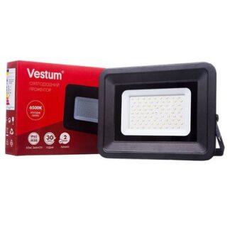 LED прожектор VESTUM 50Вт 4300Лм 6500K IP65