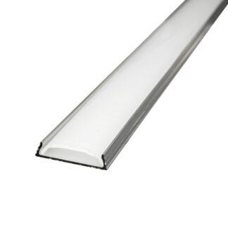 Гибкий профиль для светодиодной ленты с рассеивателем ЛПГ