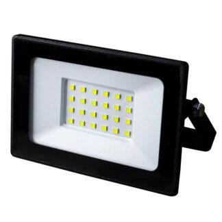 LED светодиодный уличный прожектор 20Вт ULTRA SLIM 1800Lm IP65