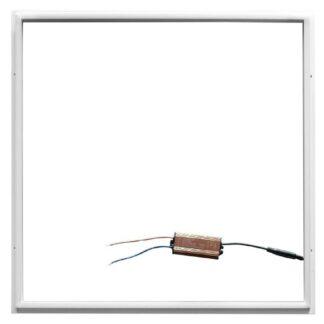 "LED светильник рамка ""Квадрат"" АРТ панель 48Вт 4320Лм 4100K 595х595мм"