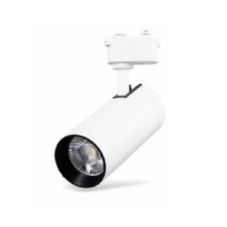 LED трековый светильник Graceful light Белый 20W 1600Lm 4100K