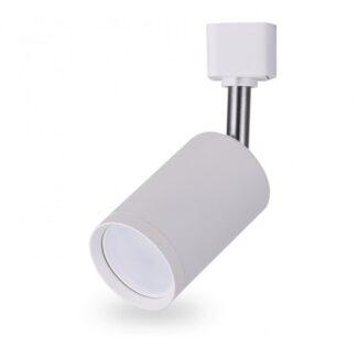 Трековый светильник белый AL155 под лампу GU10 MR16