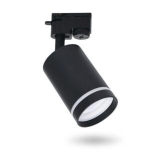 Трековый светильник чёрный ML338 под лампу GU10 MR16